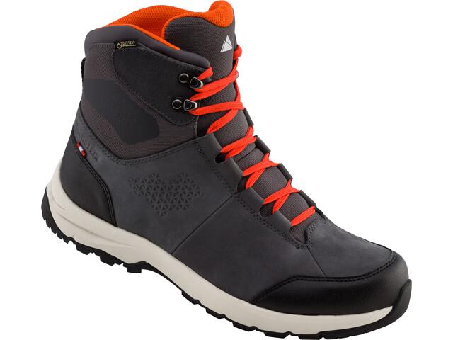 7ccc2d1a3bfa Dachstein Iceman GTX Winter Outdoor Shoes Herren graphite/hunter orange